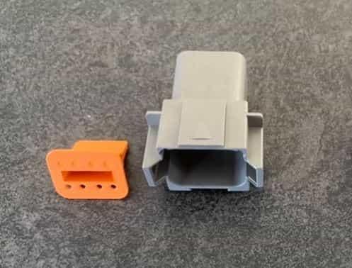 Deutsch Stecker 8 polig