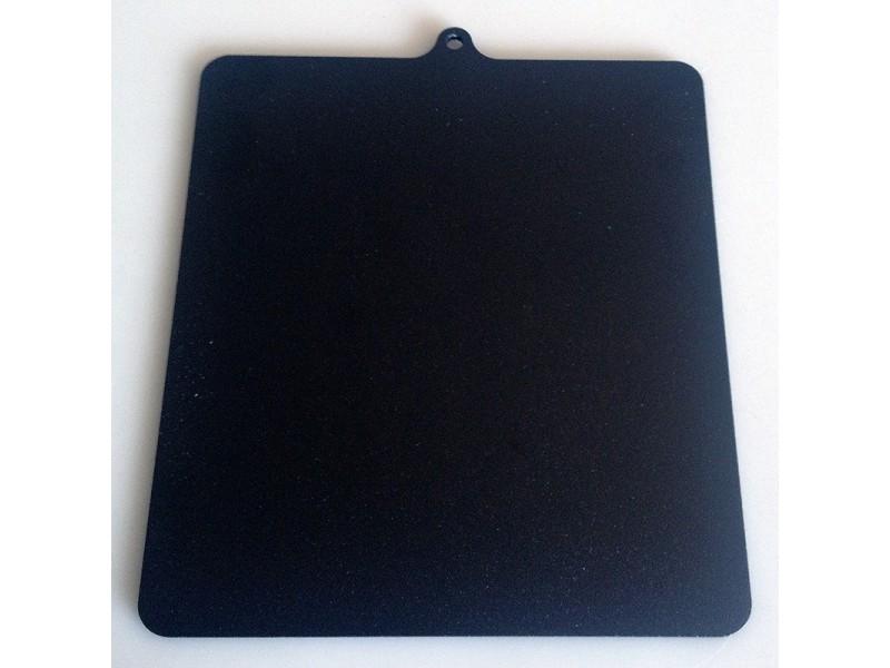 Kennzeichenplatte Rohling für LED Kennzeichenbeleuchtung