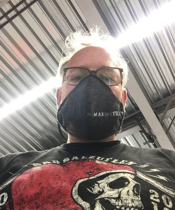 Maske InMaxWeTrust